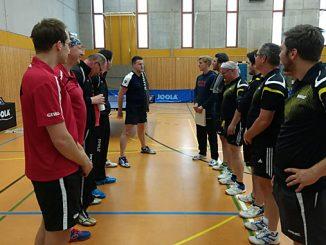 Antritt unserer Mannschaft gegen den CfL Berlin 65 e.V.